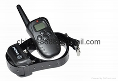Pet Dog Remote training collar with Rechargeable and Waterproof