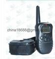 remote dog training collar 100LV