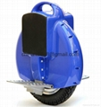 Self balanced electric wheelbarrow scooter electric unicycle 2