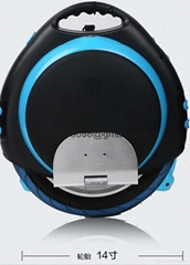 bluetooth headlights electric scooter