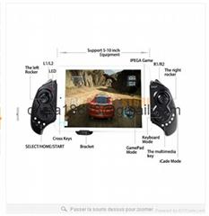 Ipega Bluetooth sans fil télescopique manette de jeu gamepad joypad contr?leur d
