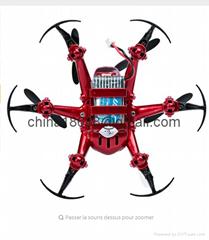 Jjrc Nano Hexacopter une clé - retour RC Drone 2.4 G 4CH 6 axe Quadcopter 3D r