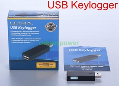 USB Keylogger spy bug/Computer Keyboard Recording KeyLogger /USB Keyboard record