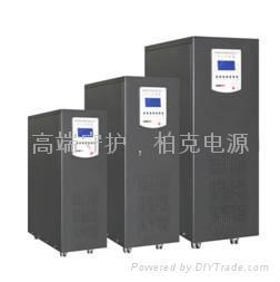 BK YJS-400KW 大功率智能全數字化EPS應急電源 3