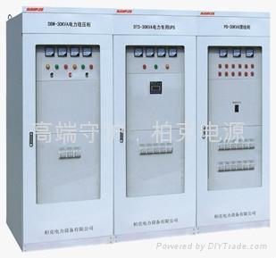 BK YJS-400KW 大功率智能全數字化EPS應急電源 5