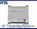 4-way wireless i/o Module 433mhz input