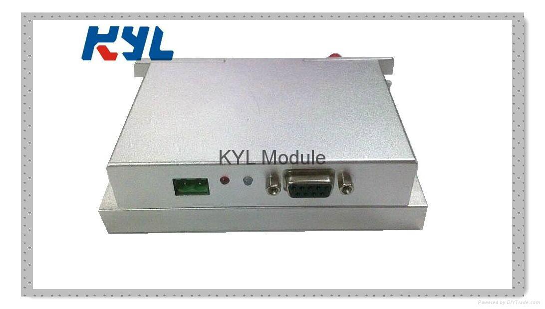 10w  wireless rs232&rs485 radio modem module long range 10km  1
