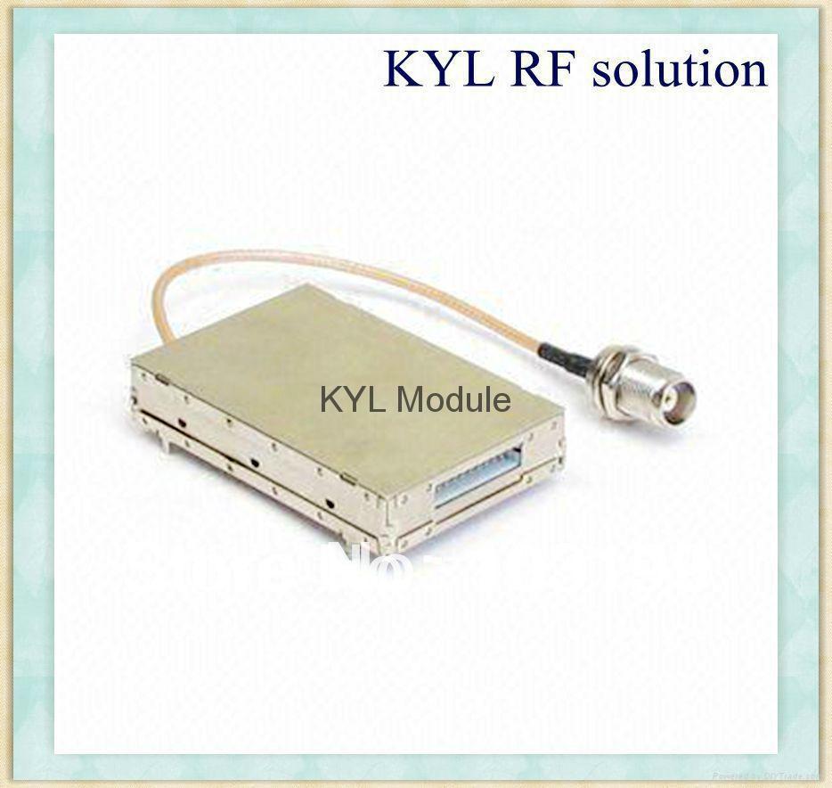 500mW wireless audio modem 169mhz 235mhz uhf radio sma tnc connector modem 1