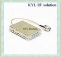 500mW wireless audio modem 169mhz 235mhz