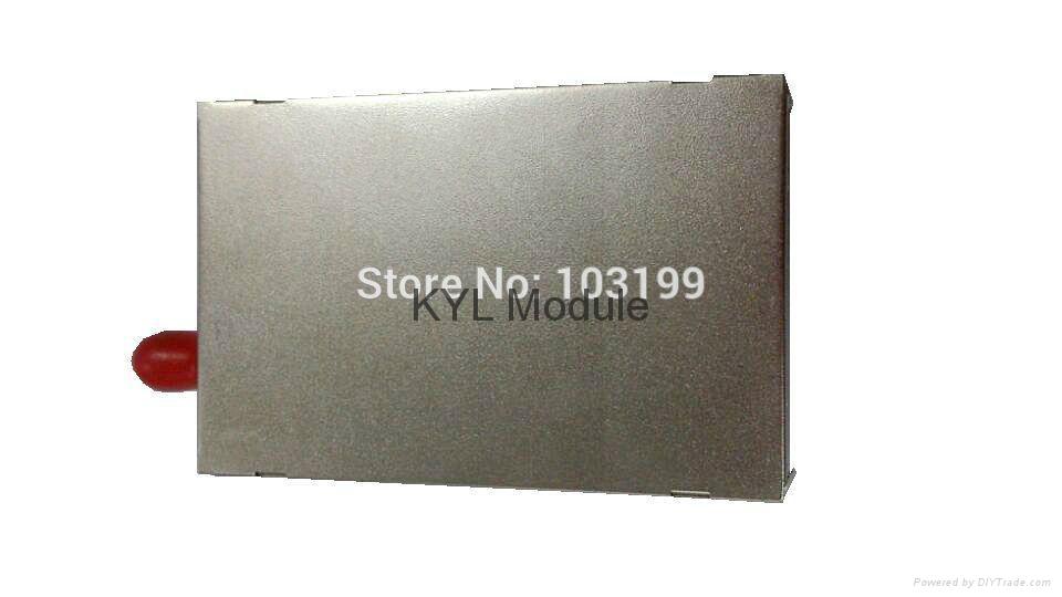 500mW wireless audio modem 169mhz 235mhz uhf radio sma tnc connector modem 2