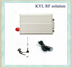 KYL-300I 2km-3km Wireless Transmitter RS232 RS485 DB9 Connector