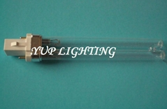 紫外線殺菌燈管 TUV PL-S 9W/2P