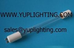 紫外线杀菌灯管 UVC 8W 287MM