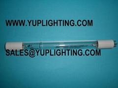 UV lamps 25% ozone/75% non-ozone  ozone free High ozone