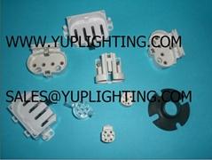 Lamp holder lamp base lamp socket for uv germicidal lamp