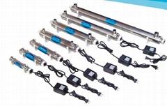 UV sterilizer / uv chamber / uv light water sterilizer