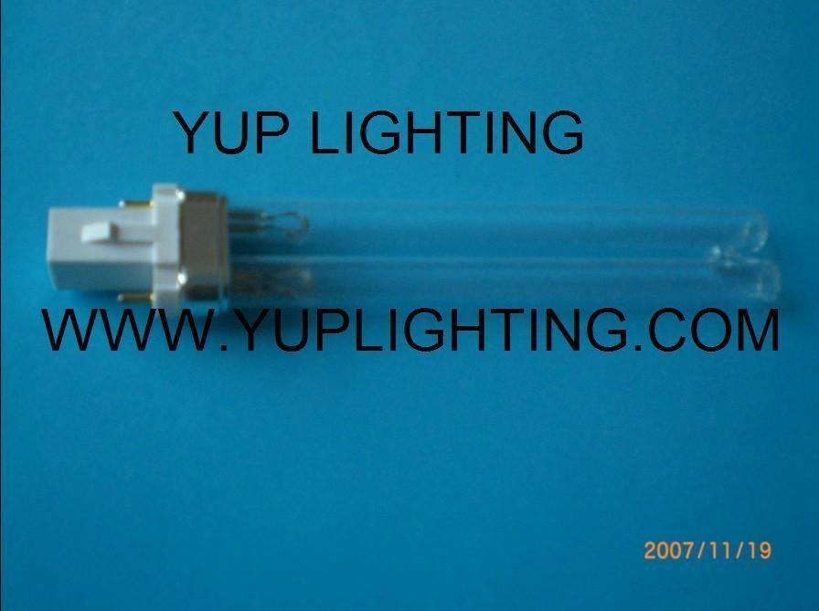 紫外線殺菌燈管 UVC 9W PL-S 1