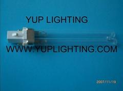 Germicidal UV Ultraviolet Lamps Quartz H-Lamps 9W Fish Pond Sterilize GPX9