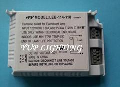 110V UV BALLAST FOR 13W,18W,24W,36W,39W,40W,75W