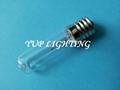 uv2W ultraviolet lamp E17,air