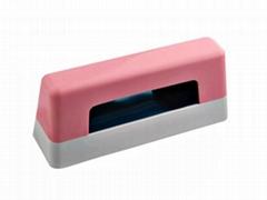 Nail Dryer, 9W 220V Gel Curing Nail Art UV Lamp (EU Plug)