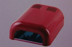 UV nail dryer, nail art of beauty product, uv nail care lamp