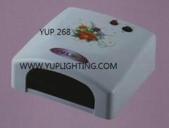 Nail UV machine lamp, LED lamps for nails, LED gel machine nail art UV lamp