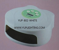 Led UV Nail Lamp Dryer with Timer, 36W (Cures Shellac Gel Acrylic Nail Soak Off)