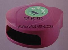 LED Gel Curing Nail Polish UV Lamp 36W Timer Light Manicure Dryer