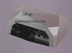 Nail Dryer Mini Machine Nail UV Lamp Gel White Red Pink Color Nail Polish Dryer