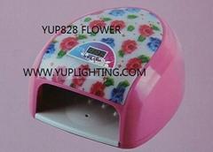 Nail art machine UV nail lamp with timer nail dryer