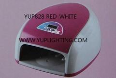 UV Finger Nail Lamp Dryer - Gel Polish Shellac Manicure Curing Light, 36W