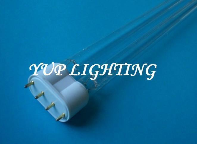 紫外線殺菌燈管TUV PL-L 60W 2G11 HO UVC 1