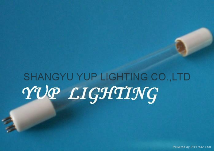 "GPH508T5L/4P - 24 watt, Germicidal UV Tube, 4-pin Base, 20"" Length UV BULB"