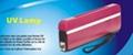Mini Handset UV air Purifier 4W Portable UV lights with LED torch Light