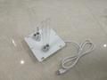UV AIR CLEANER HVAC PURIFIER Breathe Easy UV Lamp Dual Lamp