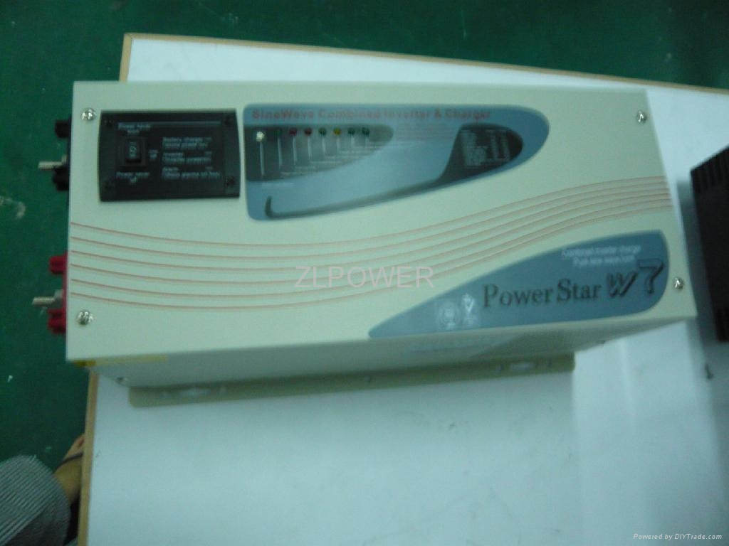 LED Inverter-Solar Inverter-Pure sine wave Solar Inverter with charger 1kw-6kw 3