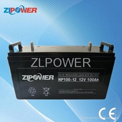 Battery-Deep Cycle Battery-GEL Battery-Lead acid battery 12V 100Ah-12v 300aH