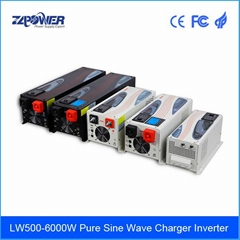 Pure sine wave solar inverter off grid inverter 1000w-12000W