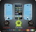 anti-glare screen protector for mobile phone 1