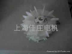 台湾东元电机风叶