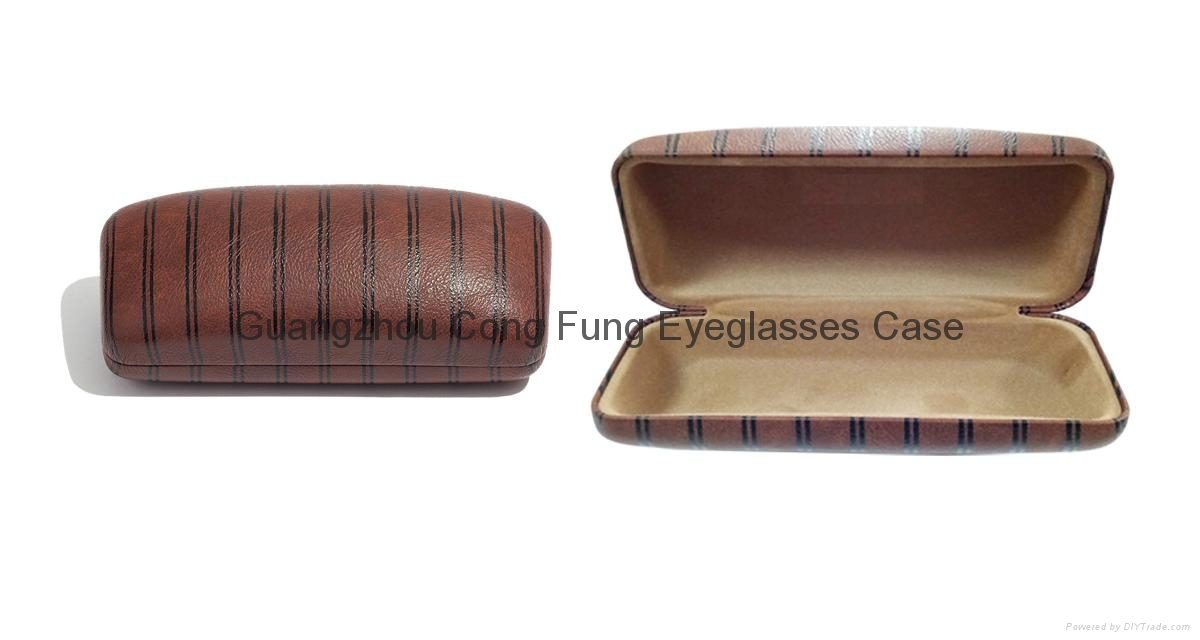 PU Printing Sunglasses Case