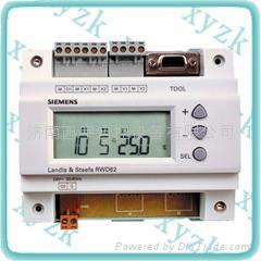 西門子控制器RWD62