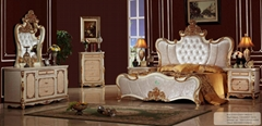 Bedroom Furniture Set (YF-W852)
