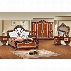 Bedroom Furniture Set (W838)