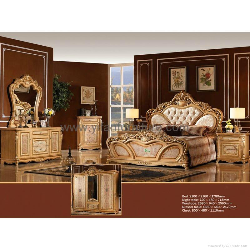 Bedroom Furniture Bed W808