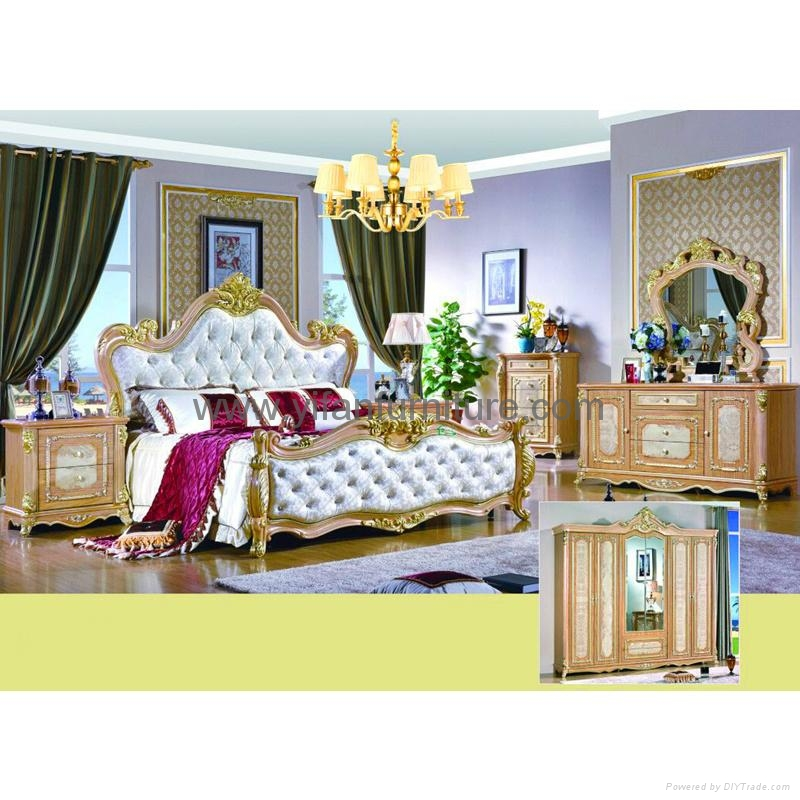Bedroom Furniture Set W813b Yf W813b Star Home China Manufacturer Bedroom Furniture