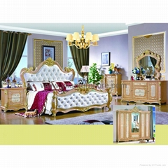 Bedroom Furniture Set (W813B)