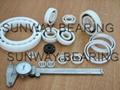 Plastic bearing 608