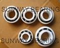 Plastic bearing UC205